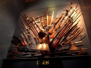 Inbördeskrigets många vapen
