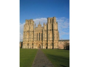 Wells katedral