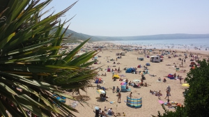 Sommar i Devon