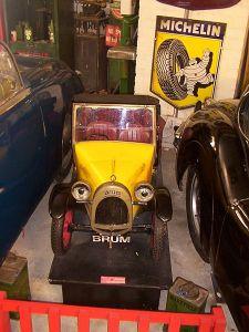 Radiostyrda bilen Brum. Foto: WikiCommons