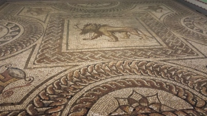 Romersk mosaik från Verulamium