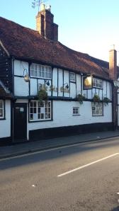 The Six Bells real ale pub i St Michael