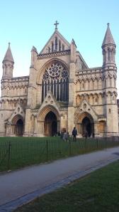 St Albans katedral