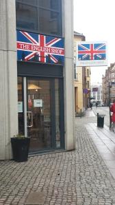 The English Shop, Malmö