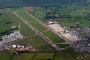 Bristols flygplats Foto: Tom Collins