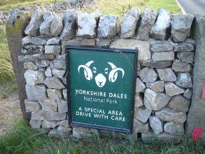 Yorkshire Dales  Foto: Lord Harris, Wikipedia