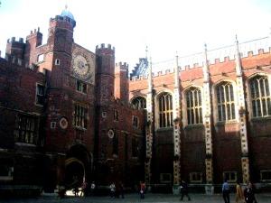 Anne Boleyns port och det astronomiska uret från 1540-tal