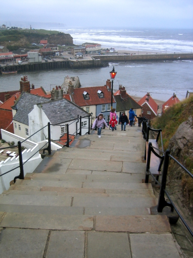 Favoritvyn i Whitby