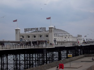 Mer Brighton blir det inte.