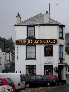 Jolly Sailor i Looe