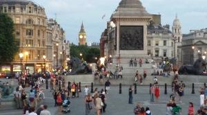London är populärt