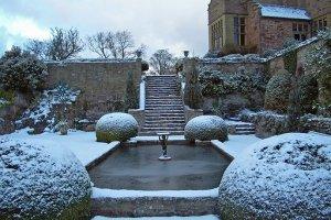 Vinter i Wales.