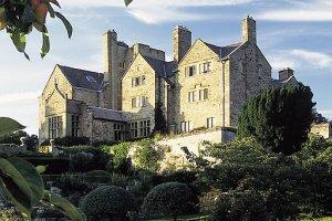 Lyxhotell i Wales