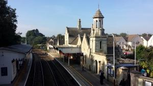 Stamfords järnvägsstation