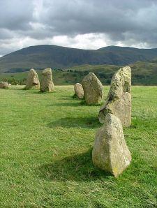 Stenarna vid Castlerigg Foto: Nick Woolley