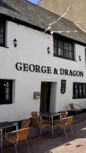 Historiska George & Dragon