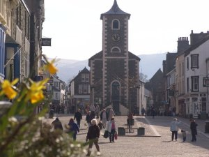The Moot Hall Foto: Visit Cumbria