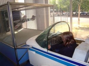 Klart barnen ska få vara piloter