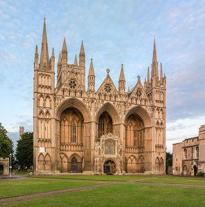 Peterboroughs katedral  Foto: Diliff