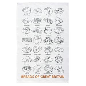 brittiskt bröd