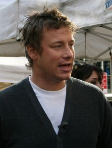 Jamie Oliver  Foto: Wikipedia