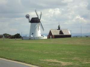 Lytham i Lancashire