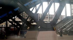 Readings moderniserade station.