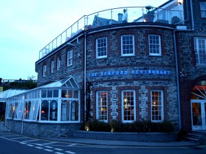 Padstows mest kända restaurang