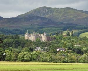 Atholl Palace utanför Pitlochry  Foto: Wikipedia