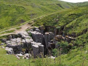 Buttertubs Pass   Foto: Kreutzschnabel, Wikipedia