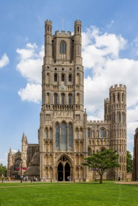Katedralen i Ely  Foto: Wikipedia