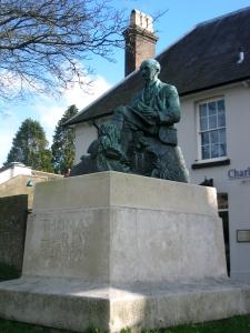 Hardystatyn i Dorchester