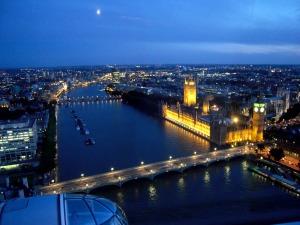 Utsikt från London Eye