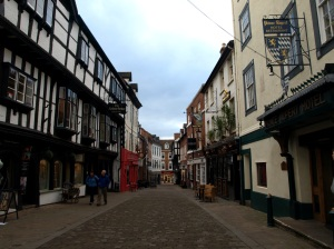Butcher Row, Shrewsbury