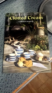Bok köpt i Cornwall