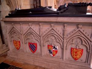 Drottning Eleonors grav