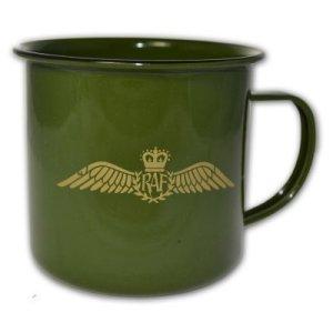 RAF-mugg kanske?