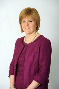 Nicola Sturgeon   Foto: Wikipedia