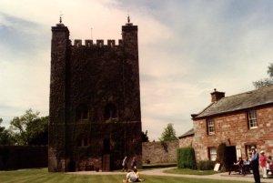 Slottets kärna