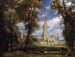 Constables målning från 1825