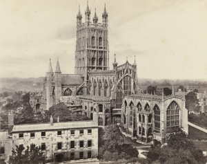 Gloucester Cathedral  Foto: Francis Frith