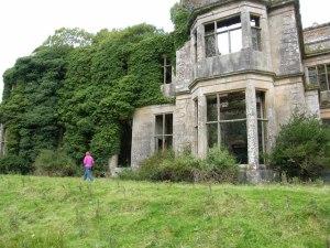 Poltalloch House utan fönster