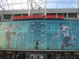 Old Trafford   Foto: mari