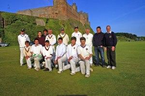 Foto: Bamburgh Cricket Club