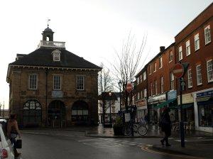 Museet i Market Hall