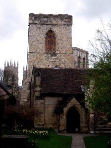 Fina Holy Trinity, York
