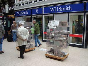 Vad tjänar kedjan på flygplatserna egentligen? Foto: Wikipedia