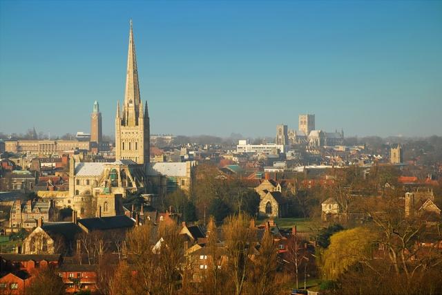 Norwich_Skyline