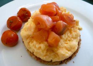 Skotsk frukost (bara en av alla fina bilder) Foto: http://newtonforkranchblog.com/category/scotland/