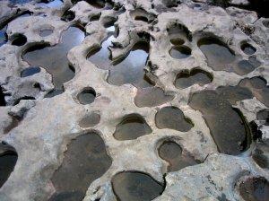 Geologi vid Aysgarthfallen